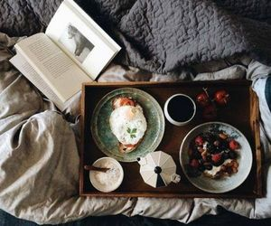book and breakfast image