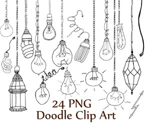 etsy, line art, and string lights image