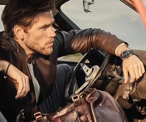 fashion, model, and guy image