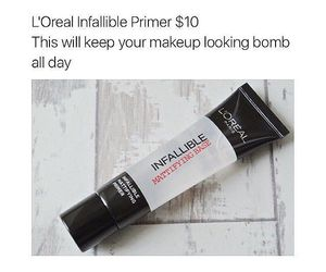 makeup and primer image