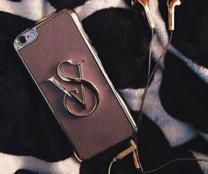 iphone, case, and Victoria's Secret image