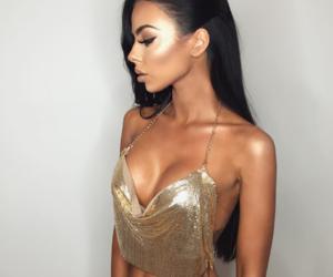 fashion, makeup, and highlight image