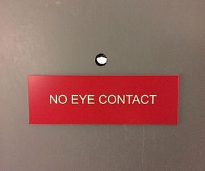 red, contact, and eyes image