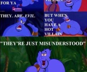 funny, villain, and loki image