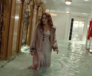 titanic, kate winslet, and movie image