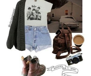 docs, grunge, and outfits image
