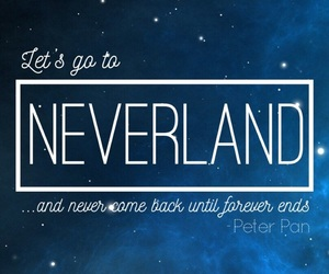 Dream, fly, and neverland image