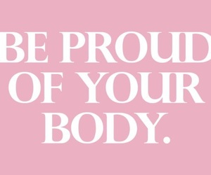 quotes, body, and pink image