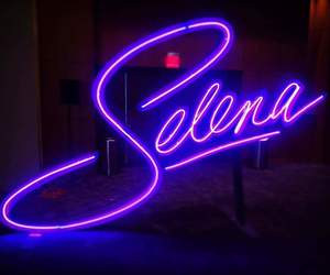 purple, Queen, and selena image