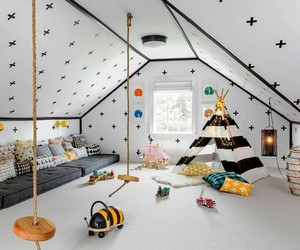 kids, interior, and room image