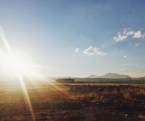 life, sunset, and travel image