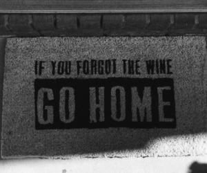 alchohol, drunk, and wine image
