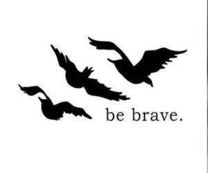 divergent, tris, and brave image