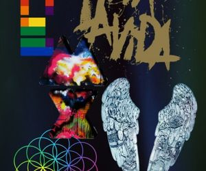 album, coldplay, and Parachutes image