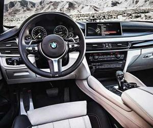 bmw, car, and interior image