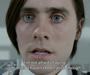quotes, movie, and jared leto image