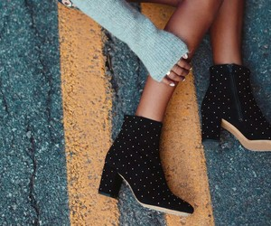 beautiful, boot, and chic image