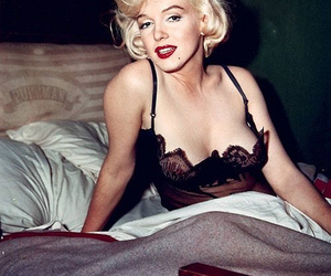 Marilyn Monroe, vintage, and sexy image