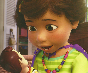 toy story 3, toy story, and Bonnie image