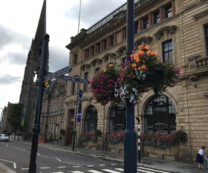 flowers, Perth, and scotland image