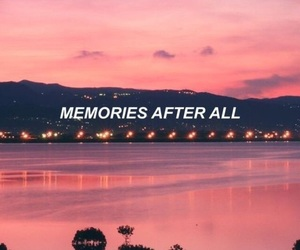 memories, quotes, and wallpaper image