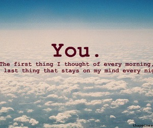 you, quote, and morning image