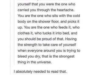 accurate, be strong, and common image