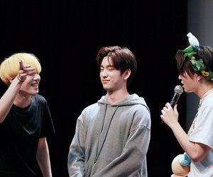 jinyoung, youngjae, and got7 image