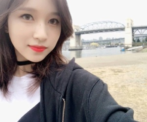 kpop, twice, and mina image