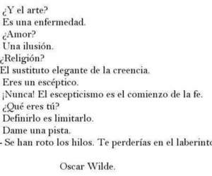 oscar wilde, books, and frases image
