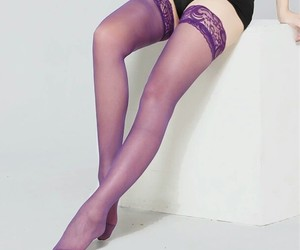 stockings and sexy-lov image
