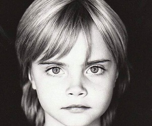 child, delevingne, and cute image