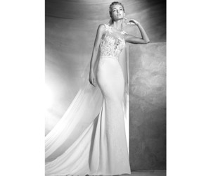 bridal, Prom, and Pronovias image