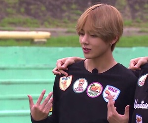 tae and bts image