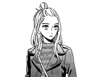 bun, cool, and fashion image