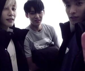k-pop, Seventeen, and kim mingyu image