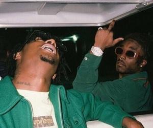 rapper, green, and lil uzi vert image