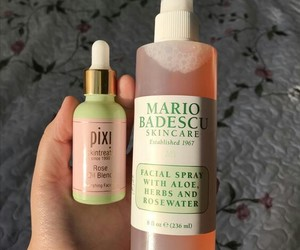 acne, lotion, and mario badescu image