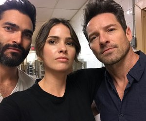 teen wolf, shelley hennig, and tyler hoechlin image