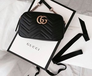 gucci, fashion, and chic image