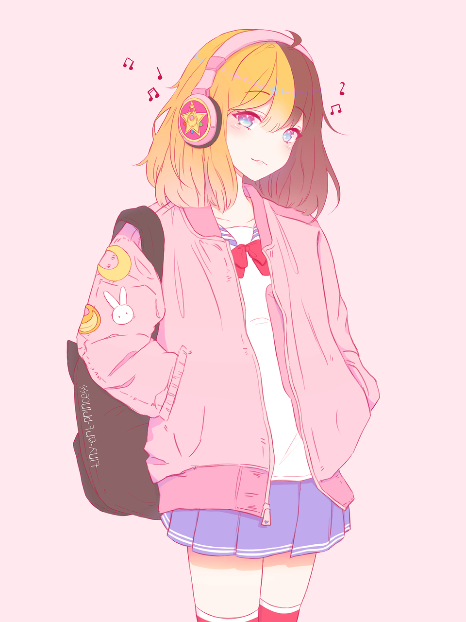 434 Images About Short Hair Anime Girl On We Heart It See More About Anime Anime Girl And Kawaii