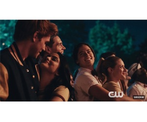 Archie, Betty, and cast image