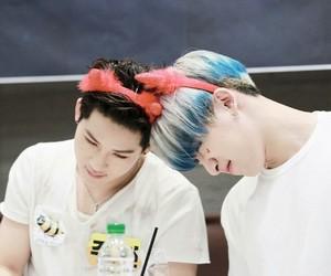 wonho, jooheon, and monsta x image