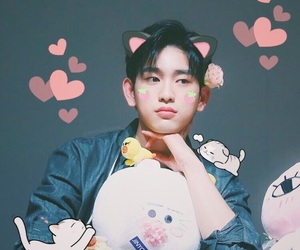 edit, kpop, and jinyoung image