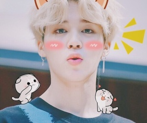 edit, kpop, and mochi image