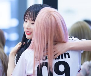 soobin, cosmic girls, and wjsn image