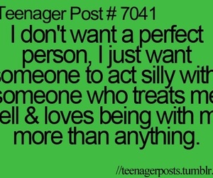 love, teenager, and quotes image