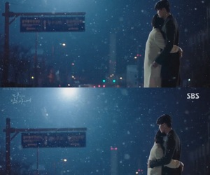 couples, bae suzy, and lee jong suk image