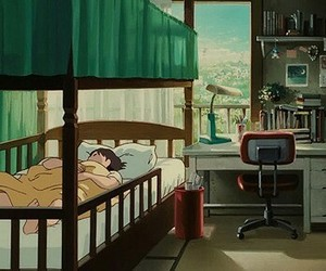 asian, japan, and studio ghibli image