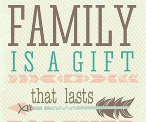 family, forever, and quotes image